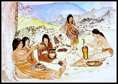 Dean-LenapeIndianWomen2