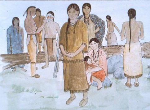 Official site of the delaware tribe of indians lenape clothing lenape clothing publicscrutiny Image collections