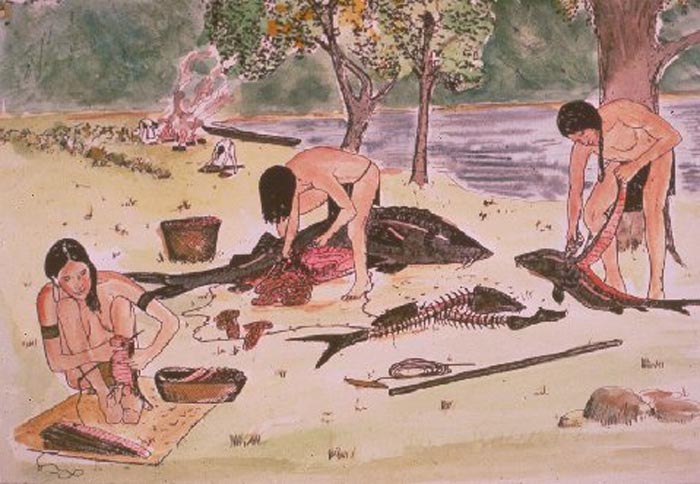 Official site of the delaware tribe of indians lenape fishing fishing publicscrutiny Image collections