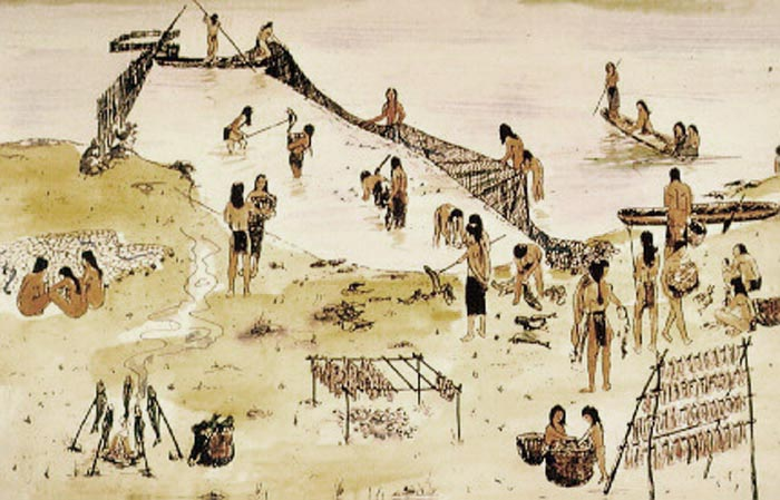 Official site of the delaware tribe of indians lenape fishing lenape fishing publicscrutiny Image collections